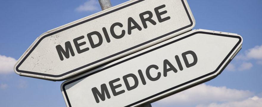 Maryland Medicare vs. Maryland Medicaid
