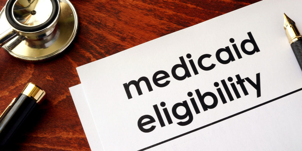 a sign with medicaid on it to find out Who Is Eligible For Maryland Medicaid