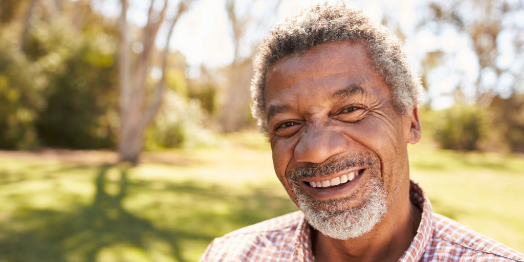 man happy after learning What Is An Intensive Outpatient Program