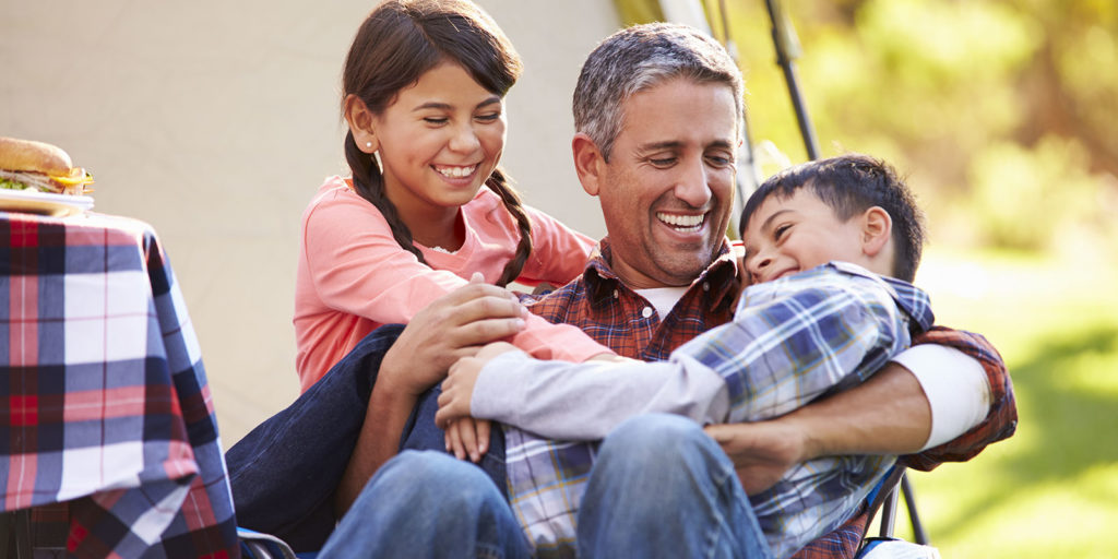 man with kids kids after knowing Who Should Join An Intensive Outpatient Program