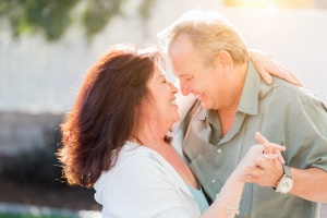 happy couple that leaned difference of Outpatient vs. Intensive Outpatient Programs